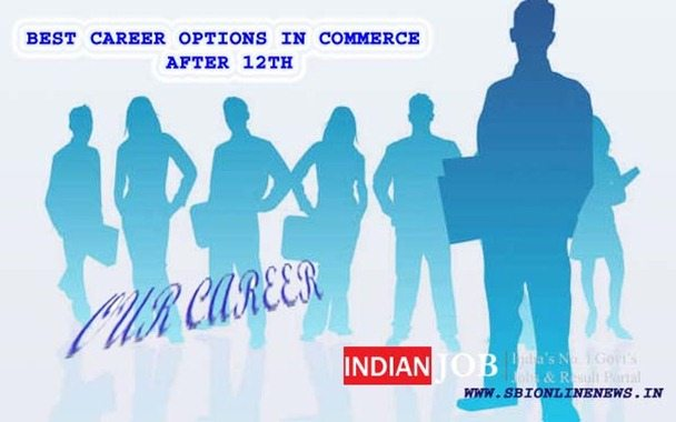 List of Best Career Options In Commerce After 12th