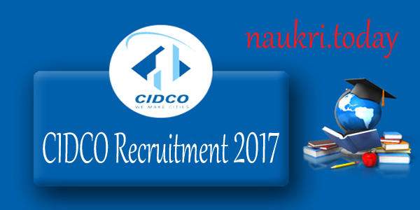 CIDCO Recruitment