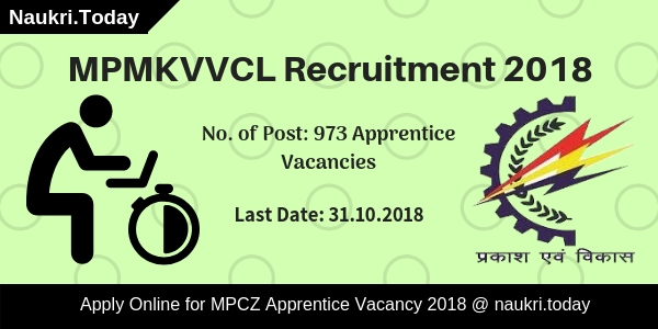 MPMKVVCL Recruitment