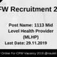 CFW AP Recruitment