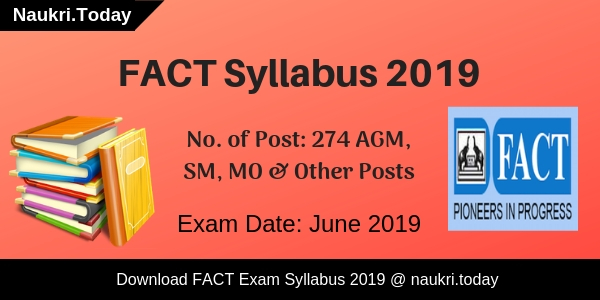 FACT Syllabus