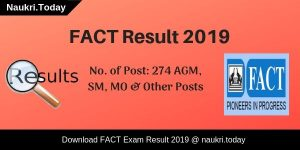 FACT Result