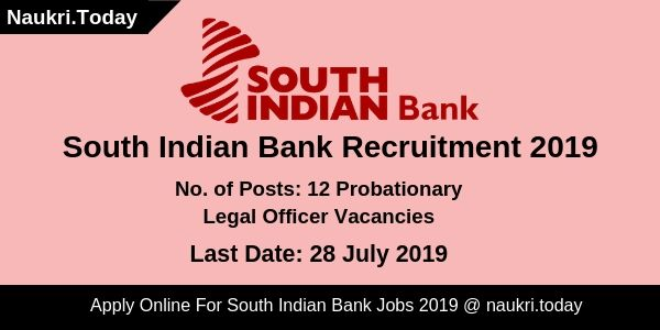 South indian Bank Recruitment (2)