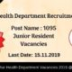 Bihar Health Department Recruitment
