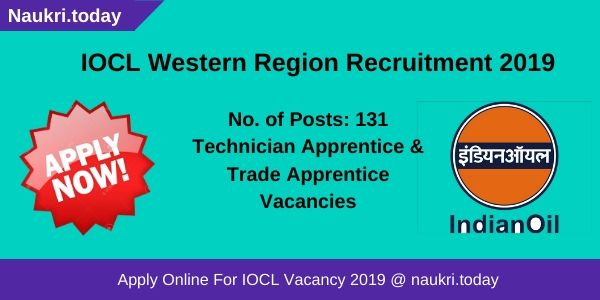 OCl Recruitment 2019