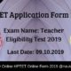 HPTET Application Form