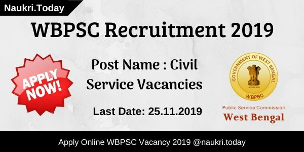WBPSC Recruitment (1)