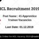 HCL Recruitment (1)