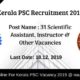 Kerala PSC Recruitment 2019
