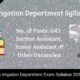 Assam Irrigation Department Syllabus 2020